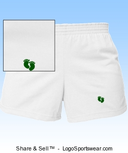 Girls' cheer shorts Design Zoom